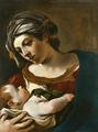 Guercino Madonna mit Kind um 1621.tiff