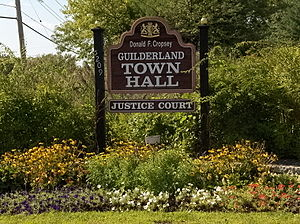 Guilderland, New York - Guilderland Town Hall