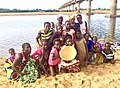 Guinean children by Tinkisso River.jpg