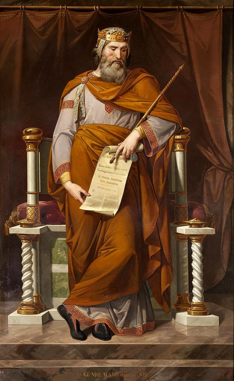 Gundemaro, rey de los Visigodos (Museo del Prado).jpg