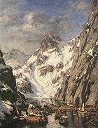 Gunnar Berg Trollfjordslaget