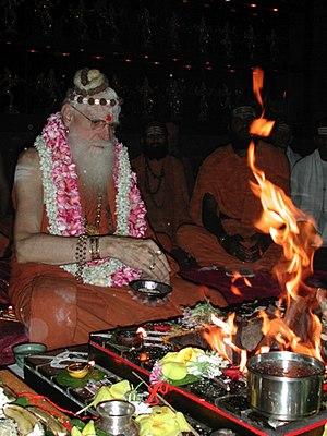 Praktyki hinduizmu – Wikipedia, wolna encyklopedia
