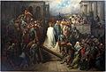 Gustave doré, cristo lascia il pretorio, 1874-1800.JPG