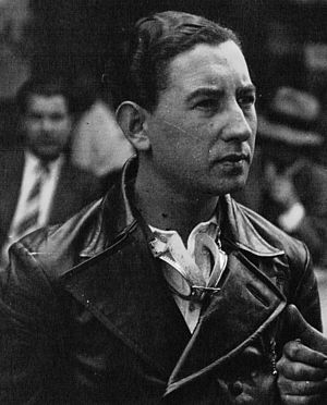 Guy Moll - Guy Moll at the 1934 Grand Prix automobile de Montreux
