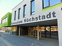 High School Hochstadt Main Entrance Nordbau.jpg