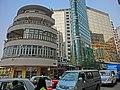 HK Jordan 148 Austin Road corner building tong lau Mar-2013 Austin Avenue.JPG