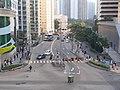 HK TKL 調景嶺 Tiu Keng Leng 彩明街 Choi Ming Street Court 景嶺道 King Ling Road at the War November 2019 SS2 06.jpg