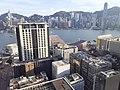 HK TST 尖沙咀 Tsim Sha Tsui 國際廣場 iSquare mall view Nathan Road August 2020 SS2 03.jpg