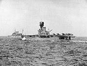 HMS Hermes June 1940