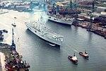 HMS Illustrious 18-06-1982, Newcastle (34831627304).jpg