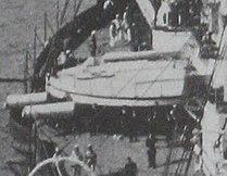 HMS inflexible port 16 inch gun turret 1896 photograph.jpg
