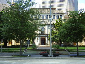 Houston Public Library - Julia Ideson Building