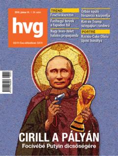 Hungarian weekly magazine