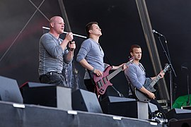 Hackneyed at the Rockharz Open Air 2016
