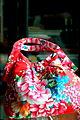 Hakka-style floral print fabric tote bag.jpg