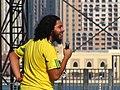 Halal Bilal performing at Doha Tribeca Film Festival - panoramio.jpg
