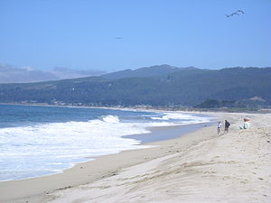 Half Moon Bay (California) - A view of Half Moon Bay and surroundings