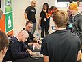 Halo Anniversary LA Game Launch - creators signing (6381867477).jpg
