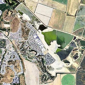 Hamilton Army Airfield - Hamilton Field, 2006 US Geological Survey photo