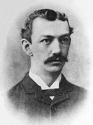 Hamilton Castner - Image: Hamilton Castner 1890s