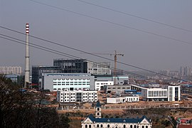 Hanyang Guodingshan Waste to Energy Plant, Wuhan, China.JPG