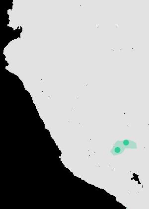 Harakmbut - location of Harakmbut