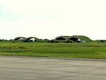 Hardened Aircraft Shelters at Chiayi AFB South Section 20120811a.jpg