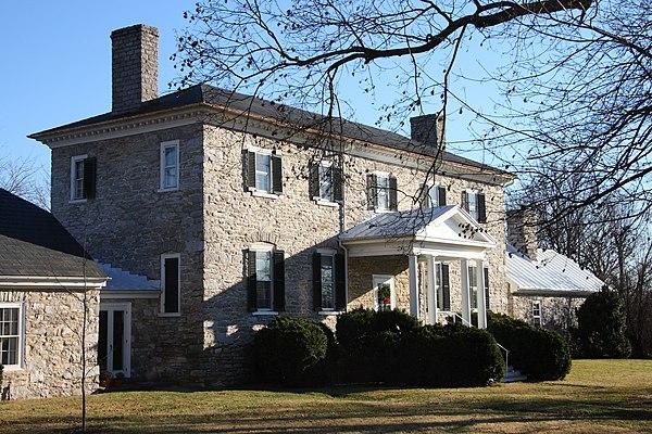Historic american buildings survey in west virginia for Home builders west virginia