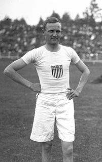 Harry Grumpelt American high jumper