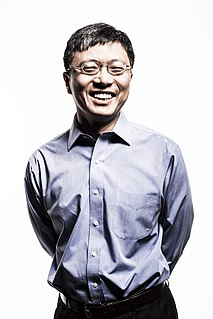 Harry Shum computer scientist