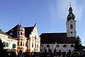 Hartberg Pfarrkirche am Hauptplatz.jpg