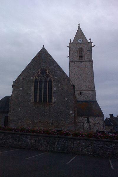 Église d'fr:Hauteville-la-Guichar