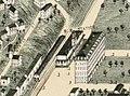 Haverhill station on 1876 bird's eye view map.jpg