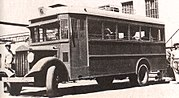 Havlagah bus during 1936-1939 Arab revolt-British Mandate of Palestine