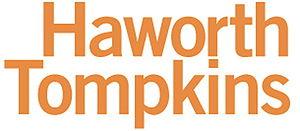 Haworth Tompkins - Image: Haworth Tompkins Logo