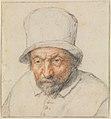 Head of a Bearded Man in a Hat MET DP237978.jpg