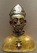 Head reliquary Martin Louvre OA6459