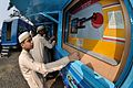 Heat and Work - Exhibit with Schoolboy - MSE Golden Jubilee Celebration - Science City - Kolkata 2015-11-19 5612.JPG