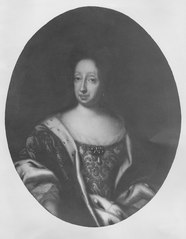 Hedvig Eleonora, 1636-1715, drottning av Sverige prinsessa av Holstein-Gottorp