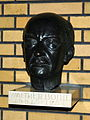 Heidelberg - Max-Planck-Institut für Kernphysik - Walther Bothe Büste-001.JPG