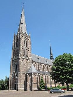 Helvoirt, Sint Nicolaaskerk foto1 2011-05-30 12.18.JPG