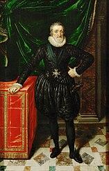 Frans Pourbus der Jüngere: Heinrich IV. von Frankreich