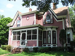 Henry E. and Abigail Arnold House, Attleborough Falls MA.jpg