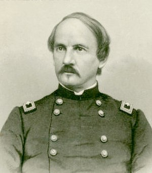 Henry Hastings Sibley - Henry Hastings Sibley in uniform, 1862