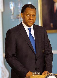 Henry Odein Ajumogobia Federal minister of Nigeria