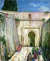 Henry Ossawa Tanner - Midday, Tangiers (c.1912-13).jpg