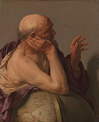 Hendrick ter Brugghen: Heraclitus