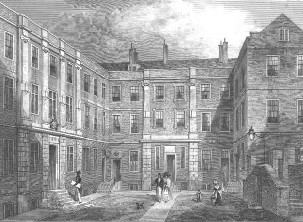 Herald's College April 17, 1830