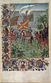 Hernando Cortes landing in Mexico, 16th C - BL Add MS 37177.jpg