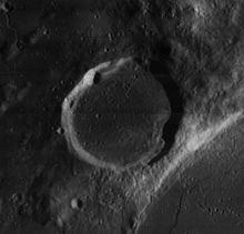 希罗多德陨石坑